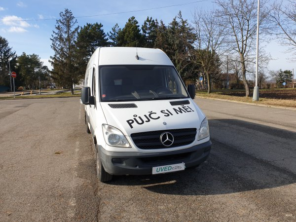 Mercedes-Benz Sprinter 313 CDI - 4,2m