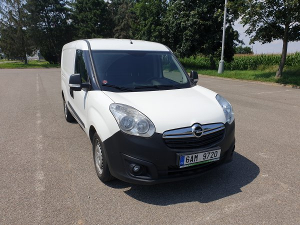 Opel Combo 1,4 Turbo CNG